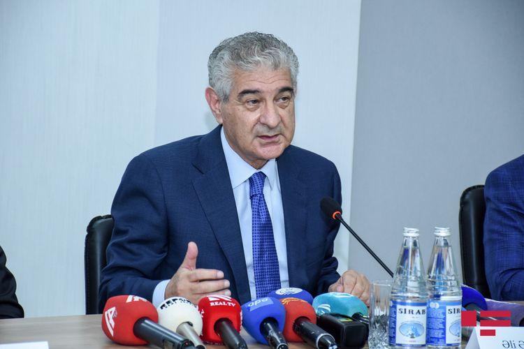 """Əli Əhmədov: """"AŞPA-nın Azərbaycana qarşı qərəzli mövqedən çıxış etməsi yenilik deyil"""""""