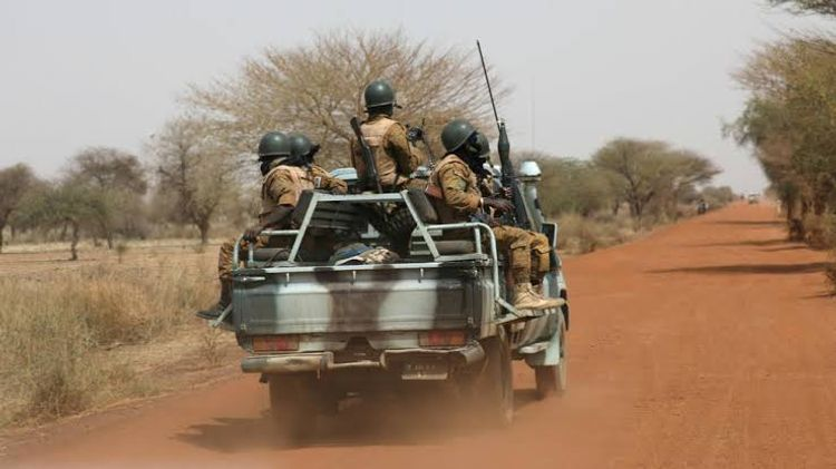 6 soldiers killed by roadside bomb in Burkina Faso