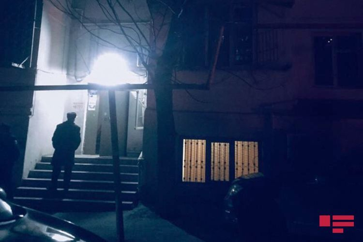 Grandmother commits suicide after killing two juvenile grandchildren in Baku - PHOTO