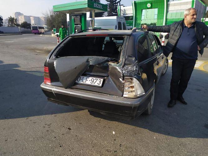 9 injured as two passenger buses collide in Baku
