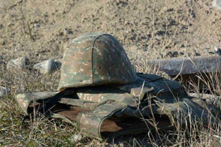Armenian soldier dies in Nagorno Garabagh
