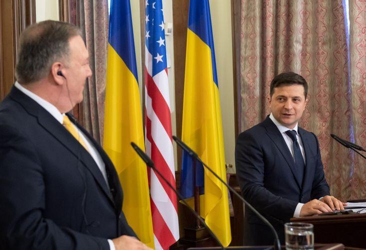 Зеленский: Украина готова развивать новые формы партнерства с США в сфере безопасности