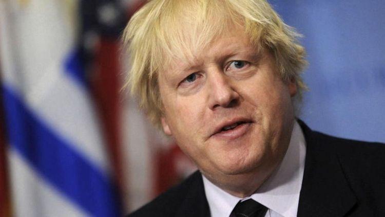 Boris Johnson urges Israel not to annex West Bank of Jordan river