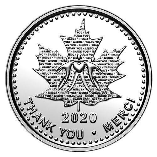 Kanada tibb işçilərinin şərəfinə xüsusi sikkə buraxıb - <span class='red_color'>FOTO</span>