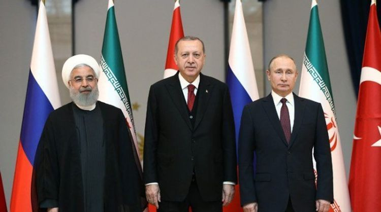 Next trilateral meeting regarding Syria to be held in Iran