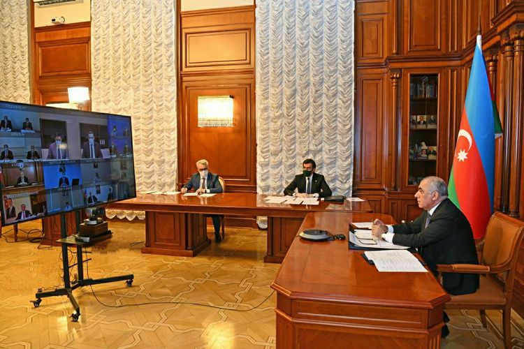 """Ali Asadov: """"As a result of easing the quarantine regime, violations have increased in a number of cities and regions"""""""
