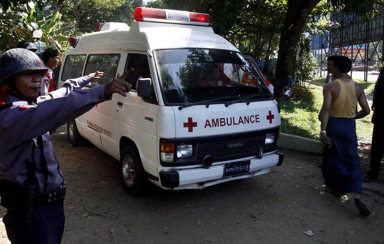 Число погибших при сходе оползня в Мьянме возросло до 162- ОБНОВЛЕНО-3