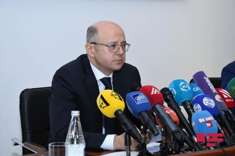 """Pərviz Şahbazov: """"BTC ilə bu il 990 min ton Rusiya nefti nəql olunub"""""""