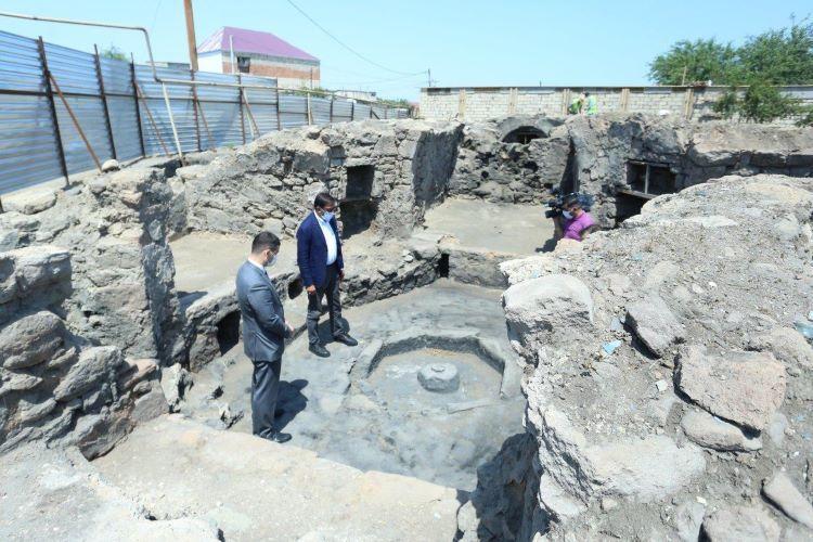 Будет подготовлен концептуальный документ для превращения Балаханы в туристическую зону