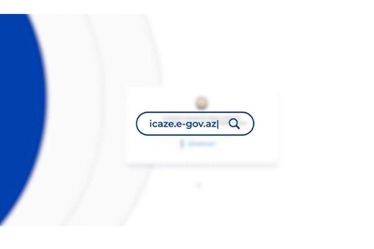 Разрешения до 5 июля на портале icaze.e-gov.az будут автоматически деактивированы
