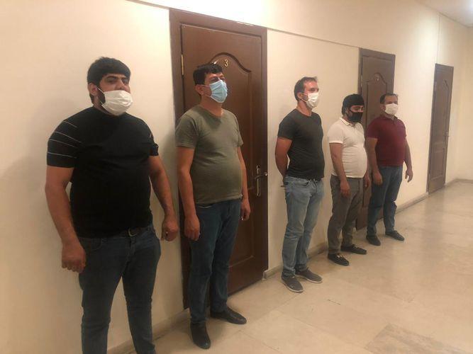 Xüsusi karantin rejimini pozan kafe aşkarlanıb, 5 nəfər cərimələnib