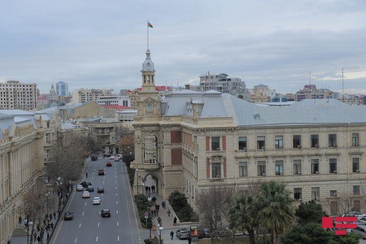 Сегодня в Баку продезинфицированы 544 улицы