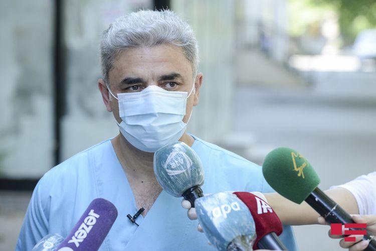 В Азербайджане вылечился больной, который был подключен к ИВЛ в течение 12 суток