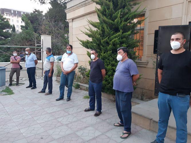 Xüsusi karantin rejim qaydalarına əməl etməyən 7 nəfər saxlanılıb