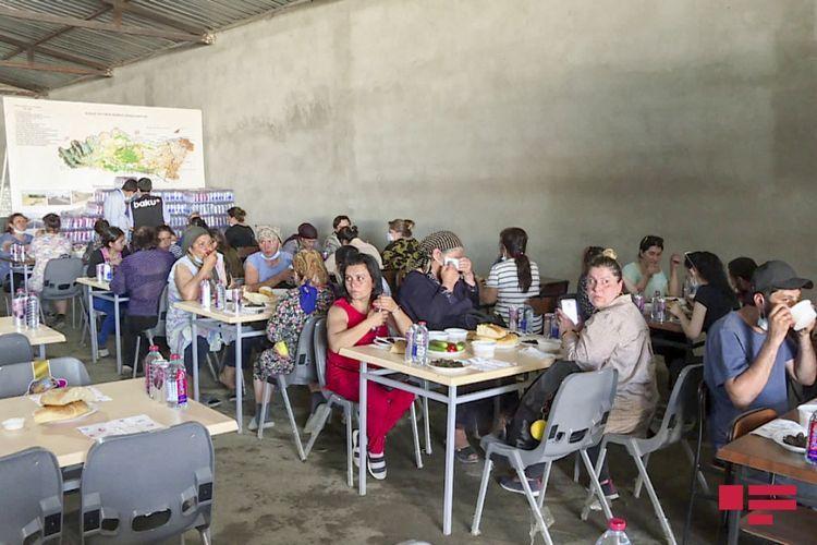 Сегодня из Дагестана в Азербайджан доставлены еще 250 человек - <span class='red_color'>ВИДЕО</span>