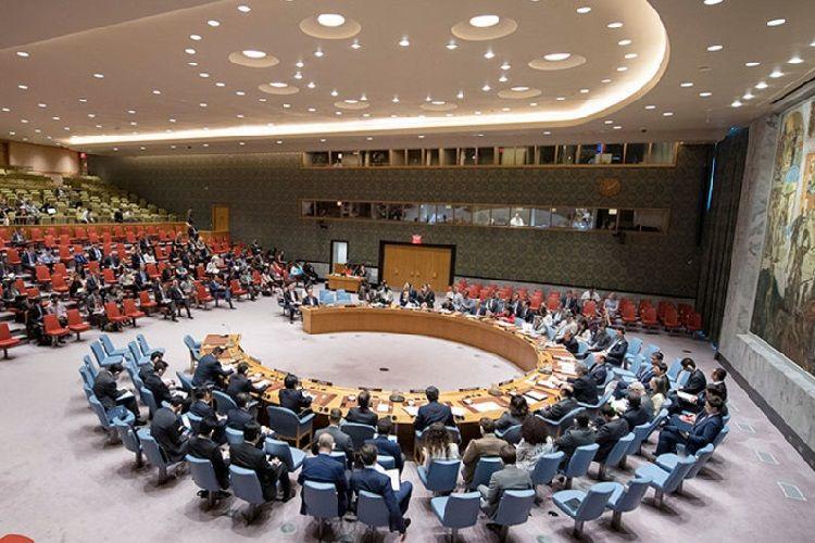 Rusiya və Çin BMT TŞ-nin Suriyaya yardımın Türkiyə ilə çatdırılmasına dair qətnaməsinə veto qoyub