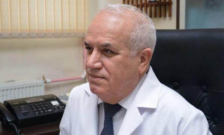 Ибадулла Агаев покинул должность главного эпидемиолога республики