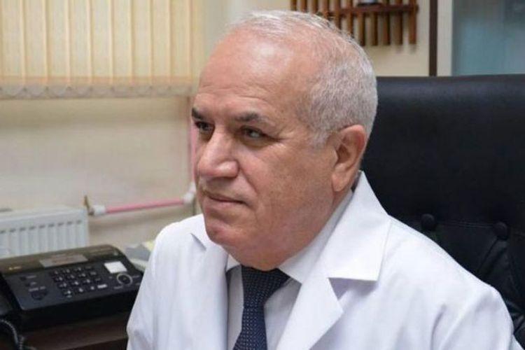 Ибадулла Агаев: Если население будет соблюдать правила, вирус исчезнет