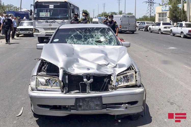 Sabirabadda baş həkimin 2 nəfərin ölümünə səbəb olan oğlu tutulub