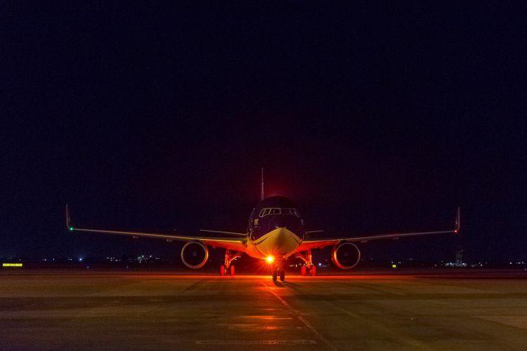 AZAL выполнил чартерный рейс из Киева - <span class=
