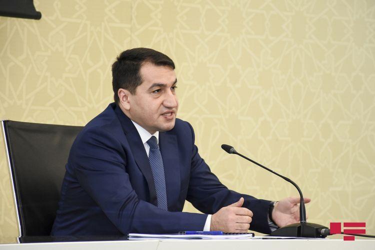 Помощник президента высоко оценил труд азербайджанских журналистов в условиях пандемии