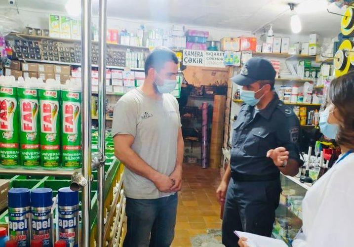 ГУПГБ: За неиспользование медицинских масок в закрытых помещениях налагается штраф
