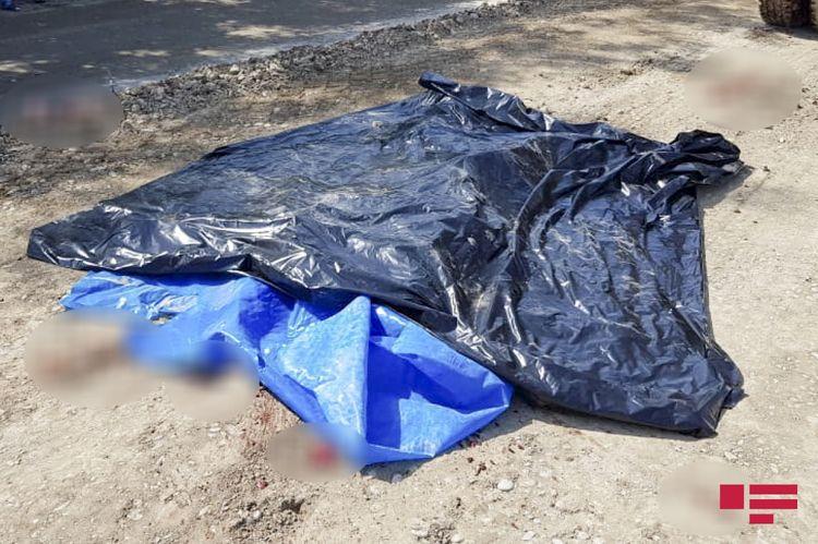 Goranboyda 3 nəfərin öldüyü qəza ilə bağlı cinayət işi başlanıb - <span class=