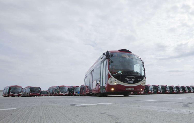BNA 320 avtobusun alınmasına dair tender keçirir