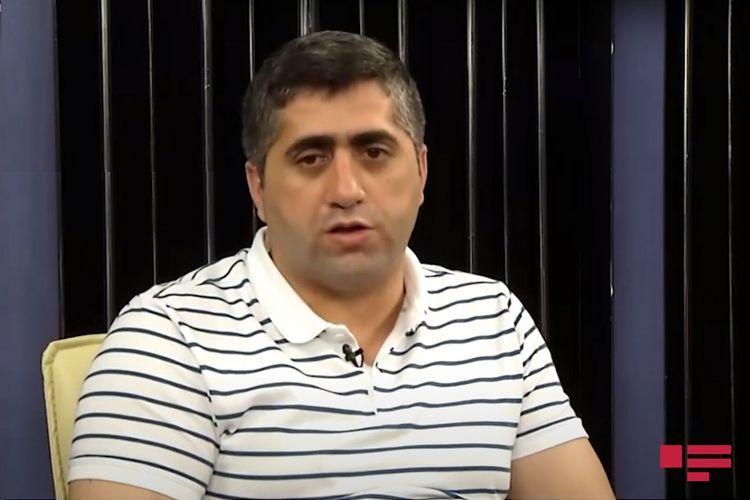Рашад Махмудов: Уже два дня как Джавид Пашаев подключен к устройству ЭКМО