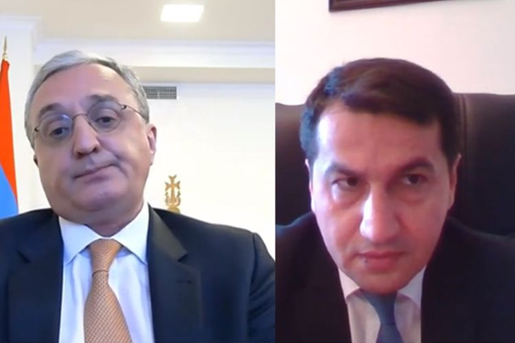 Assistant to President Hikmat Hajiyev exposes lies of Armenian foreign minister in TV debates - <span class=