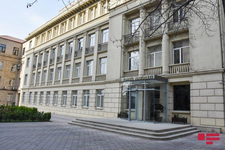 В Азербайджане началась регистрация электронных заявок по приему на работу учителей