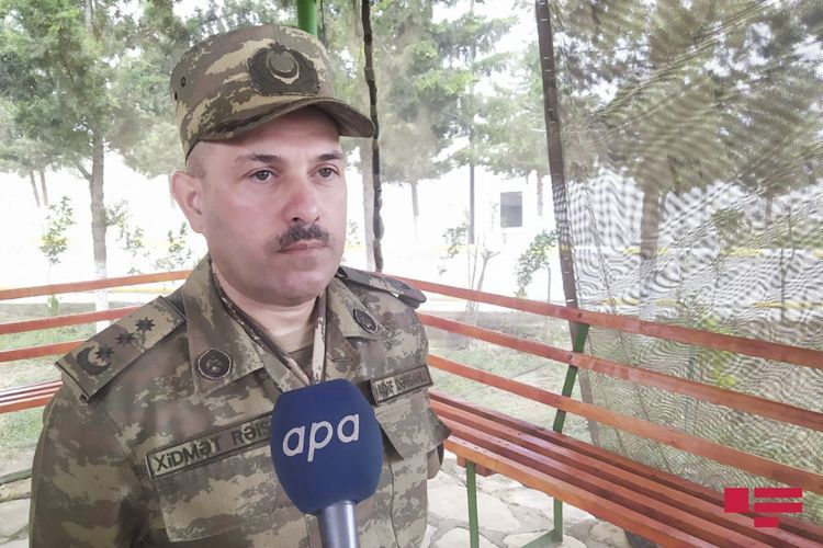 """Vagif Dergahli: """"Mobilization of former draftees and invalids started in Armenian army"""""""