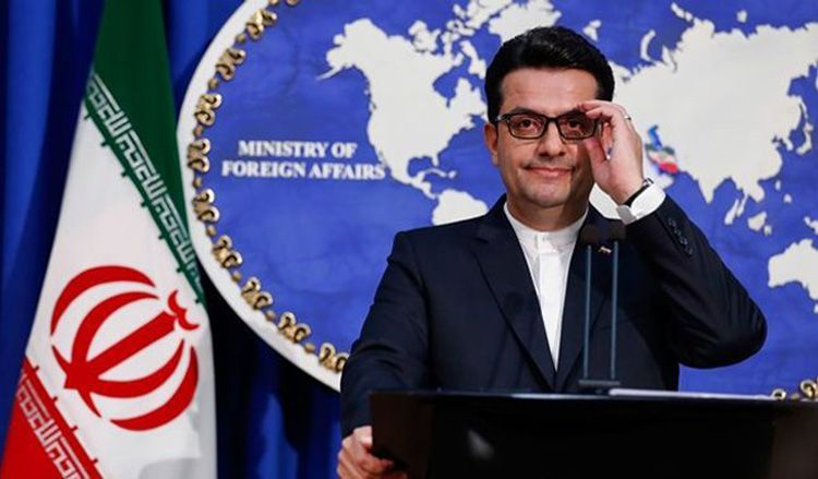 """Abbas Mousavi: """"Region cannot afford another conflict"""""""