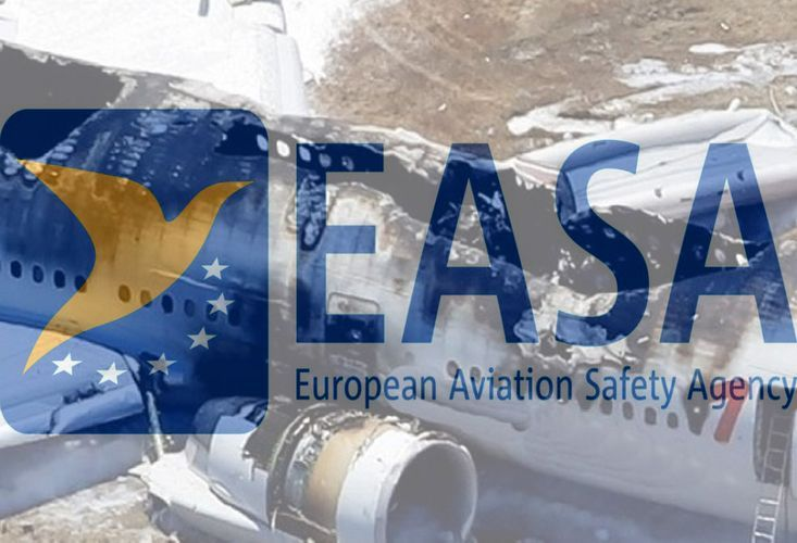Europe issues alert to airlines about flying in Iranian airspace