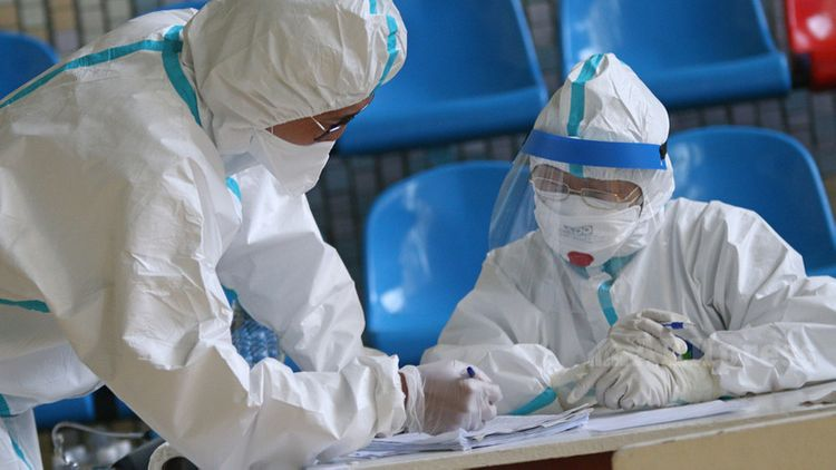 Kyrgyzstan confirms 1,264 new COVID-19 cases, 25,047 in total