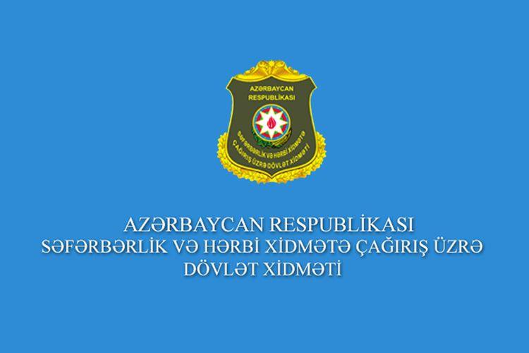 Dövlət Xidməti: Orduda könüllü xidmət üçün 23500-dən çox vətəndaş müraciət edib