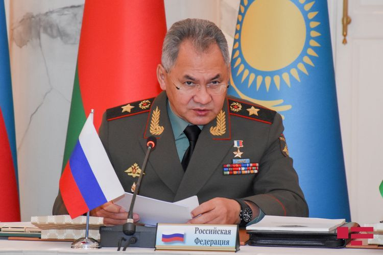 Shoigu says sudden combat readiness check of Russian Army has nothing to do with the events that happened on the Armenian-Azerbaijani border
