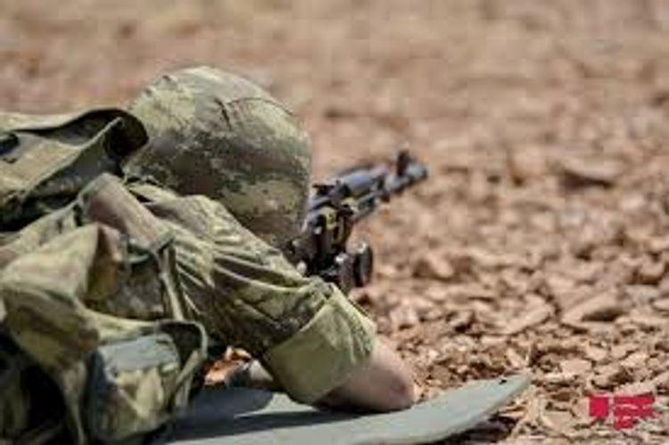 Armenia violated ceasefire using large-caliber machine guns and sniper rifles