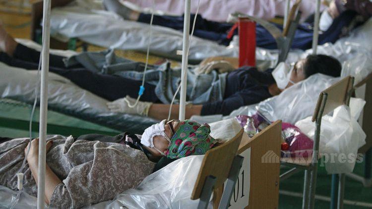 Kyrgyzstan confirms 611 new coronavirus and pneumonia cases, 27,143 in total
