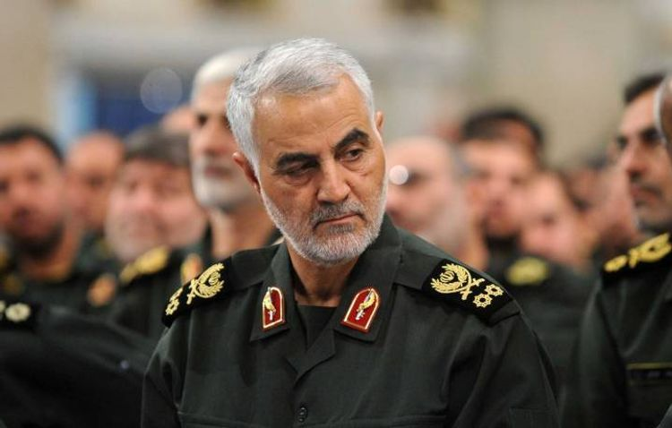 Iran executes man convicted of giving information about Soleimani to U.S.