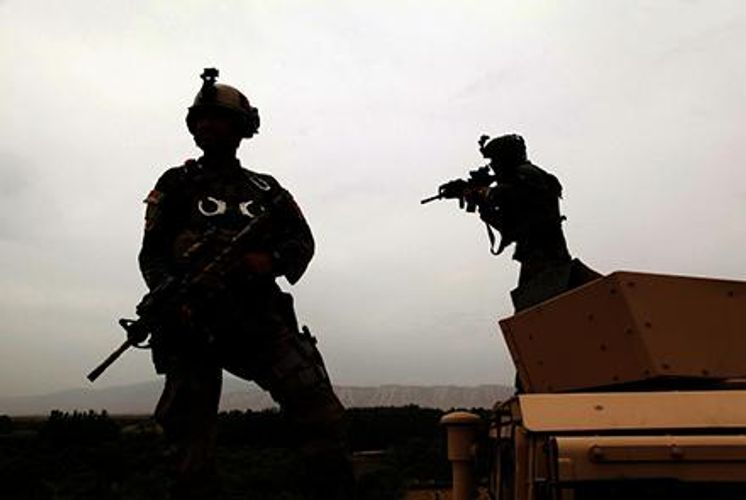 13 Afghan security forces members killed in Taliban attacks