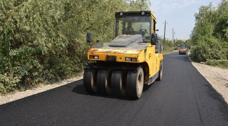 AZN 13.1 mln. allocated for road construction in Gabala