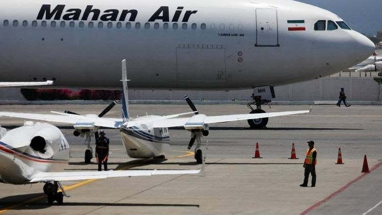 All passengers on Iranian plane exited, only minor injuries: Beirut airport head