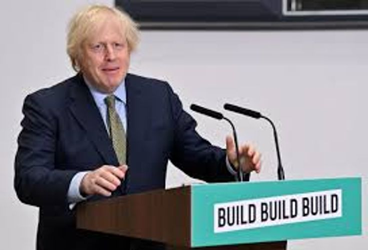 """UK PM Johnson: """"We"""