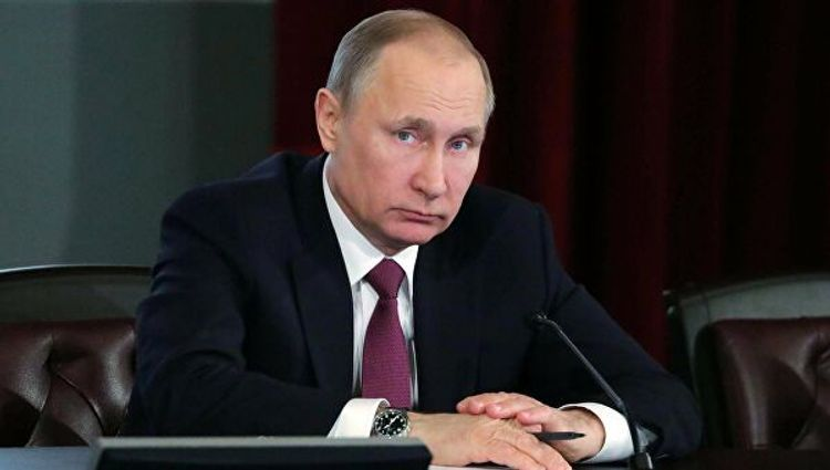 Putin calls situation at Azerbaijan-Armenia border very sensitive for Russia