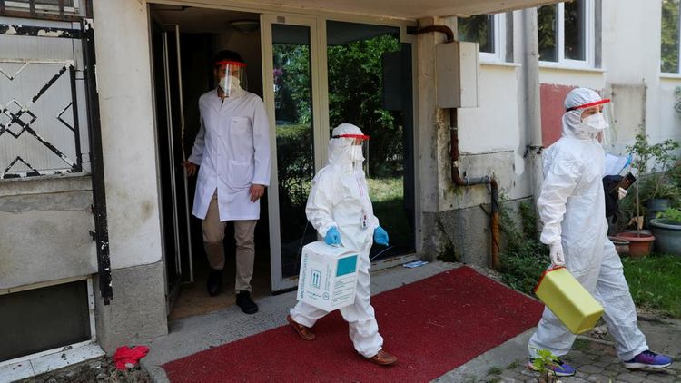 Number of coronavirus cases grows by 383 in Armenia in 24 hours, 10 new deaths reported