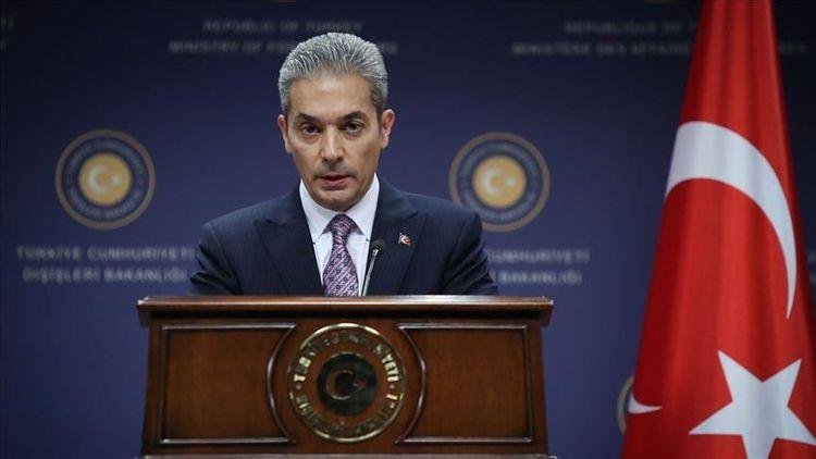 Turkey decries burning of its flag in Greece