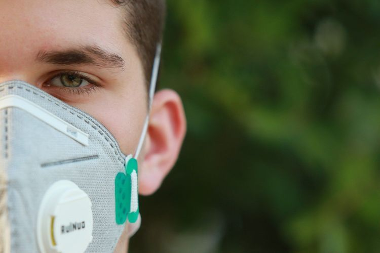 Portugal creates first mask to neutralize coronavirus