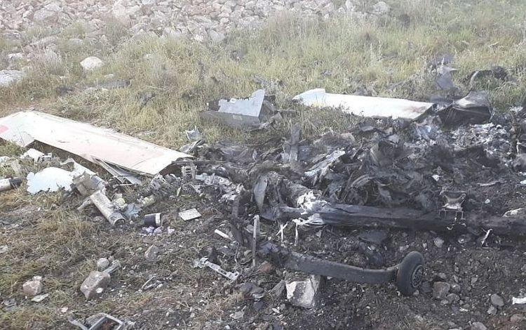 Israeli military drone crashes in Lebanon