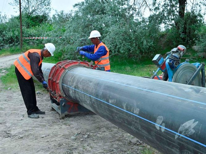 New water pipeline to be laid to Baku